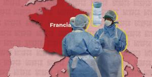 Suspenden en Francia 3.000 empleados de centros sanitarios por no vacunarse