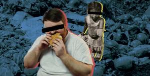 11 personas se mueren de hambre al minuto, mientras otros tiran comida, según investigación