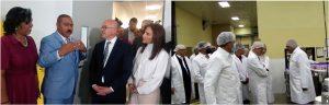 Domínguez Brito resalta ejemplo de empresa dominicana en NY durante recorrido