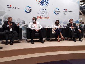 Medio Ambiente culmina Congreso Mundial de la Naturaleza celebrado en Francia