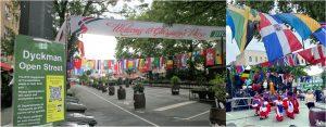 Eliminan nombre Quisqueya a plaza en el Alto Manhattan inaugurada en julio de este año
