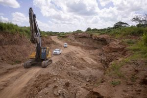 Procuraduría de Medio Ambiente inspecciona minas de extracción de agregados