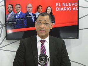(VIDEO) Director de Migración sostiene para mejorar calidad de personal en frontera se deben cambiar sus condiciones de vida