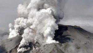 El volcán Otake del sudoeste de Japón registra una erupción sin causar daños