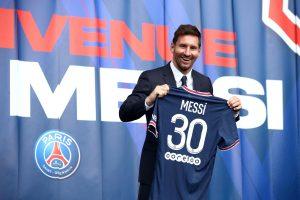 Messi, una mina de oro incluso sin calzarse las botas