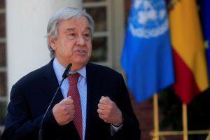 Guterres afirma para erradicar explotación sexual hay que abordar sus causas