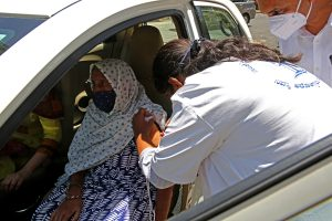 La India administra más de 25 millones de vacunas anti-COVID-19 en un solo día