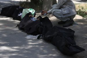 Al menos 2 muertos en el primer atentado tras la salida de EEUU de Afganistán