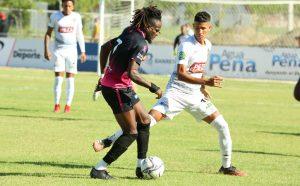 Gol de Capellán ofrece dramática victoria de Jarabacoa FC sobré Moca FC