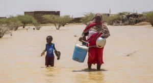 Inundaciones dejan en Sudán 82 muertos y casi 300.000 afectados desde julio