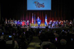 Presidente Abinader asegura diáspora en EE.UU. es responsable del dinamismo del sector construcción
