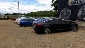 PN Cibao Central apresa 22 personas y recupera 40 vehículos en la región