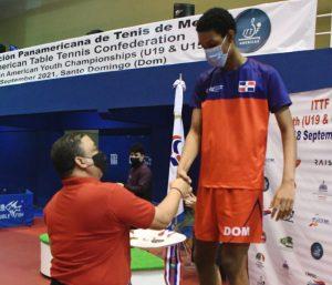RD gana dos medallas Panam tenis mesa; USA, gran campeón