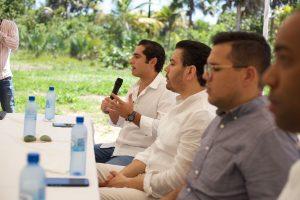 """""""Pa´lante Dominicana"""" promueve el emprendimiento a favor del turismo en Miches"""