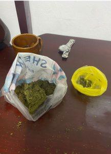 PN pone a disposición de la justicia hombre por negocio ilícito de drogas y herir a una persona en Bávaro