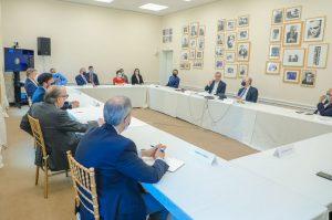 Presidente Abinader aboga en Nueva York por una transición económica mundial