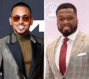 Ozuna y 50 Cent producirán serie de televisión sobre el James Bond puertorriqueño