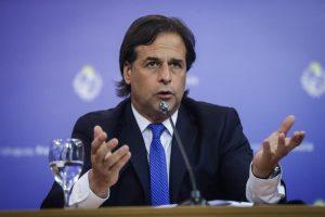"""Lacalle enfatiza a inversores en EE.UU. que Uruguay busca """"abrirse al mundo"""""""