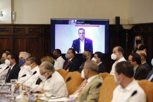 (VIDEO) Abinader anuncia Gobierno instalará oficinas de Aduanas, Infotep, Banreservas y Senasa en EE.UU.