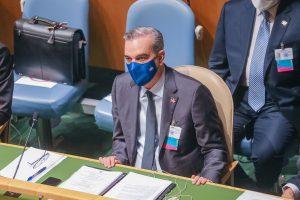 Presidente Abinader participa en apertura del debate general en la ONU; hablará este miércoles