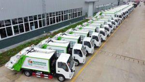 Empresa informa retraso en llegada de camiones de basura comprados por Ayuntamiento de SDE