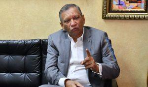 Aguilera dice Refidomsa aumenta su cuota de mercado; Abinader tiene 73% de aprobación