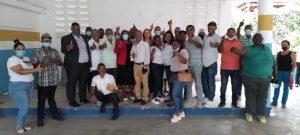 Reclaman al presidente Abinader empleos para base PRM en Santo Domingo Norte