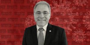 El ministro de Salud de Brasil da positivo por coronavirus en Naciones Unidas