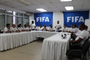 Finaliza con éxito I CursoFormador de Entrenadores FIFA en RD
