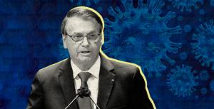 Bolsonaro, sin síntomas de covid-19, estará aislado al menos hasta el sábado