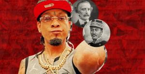 "Rochy RD causa polémica en el remix de ""Alta Gama""; menciona a Duarte y Luperón"