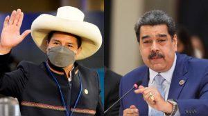 Canciller peruano será citado en Congreso por reunión de Castillo con Maduro