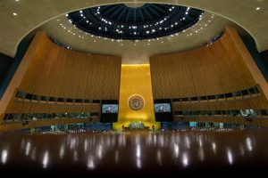 Afganistán y otras crisis marcan la jornada en la Asamblea de la ONU