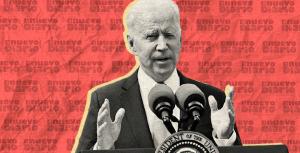 Biden intenta unir a los demócratas para aprobar su agenda económica