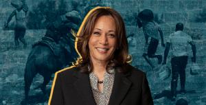 """Kamala Harris pide a su propio Gobierno tratar con """"dignidad"""" a los migrantes"""
