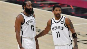 Los Nets cerca de alcanzar renovaciones con Irving y Harden
