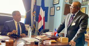 Llama presidente Abinader considerar propuesta le entregó congresista Espaillat