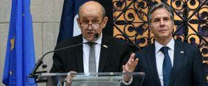 Francia avisa a EE.UU. de que superar la crisis requerirá tiempo y actos