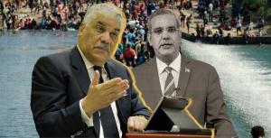 Excanciller Miguel Vargas respalda propuesta del presidente Abinader sobre crisis de Haití