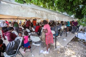 Unicef: Dos de cada tres haitianos deportados de EE.UU. son mujeres o niños