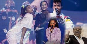 Artistas dominicanos dicen presente en la gran noche de los Premios Latin Billboards 2021