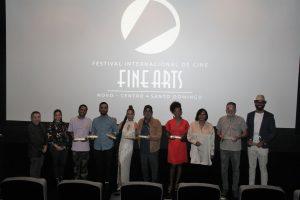 """Finaliza la XI edición del Festival Internacional de Cine Fine Arts; """"Candela"""" gana mejor película"""