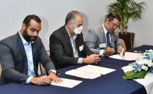 Firman acuerdo para promover y facilitar desarrollo integral de niños y adolescentes
