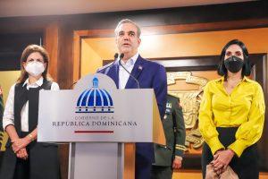 Presidente Abinader dice tomará medidas para proteger el país ante situación de Haití