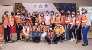 Defensa Civil fortalece rol de gobernadoras frente a desastres y emergencias