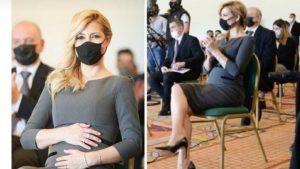 El Gobierno argentino anuncia que la primera dama está embarazada