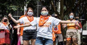 Clínicas de aborto piden al Supremo de EEUU que revise rápido la ley de Texas