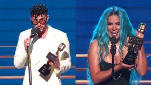 Conoce la lista de ganadores de los Premios Billboards de la Música Latina 2021