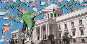 Gobierno ha pagado RD$5,708 MM en últimos tres meses para que combustibles mantengan precios