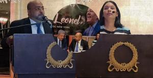 Proclaman en NY regreso de Leonel como presidente; aseguran es una necesidad nacional en RD